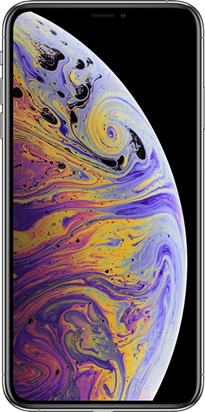 Apple iPhone XS Max 64 GB Silber