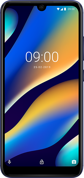 Wiko View3 Lite 32GB Anthracite Blue